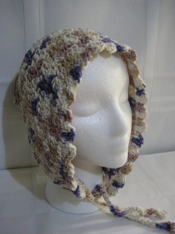 LAST CHANCE Unique cotton Adult Pixie style hat