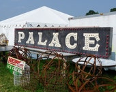 Palace Sign 8x10 photo print
