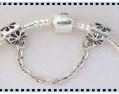 Safety Chain - For European Style Bracelets
