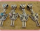 Cute Little Fairy Charm - Fits European Style Bracelets
