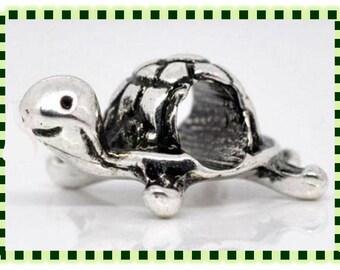 Darling Tortoise Bead - Fits European Style Bracelets