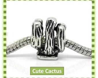 Adorable CACTUS - European Style Bead