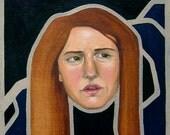 Oil Painting - Joanne