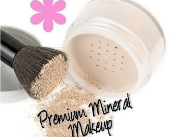 Loose Mineral Foundation - 30gr- Choose from 18 shades