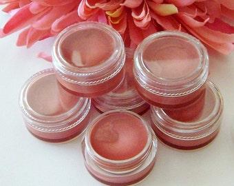 Mineral Lip Gloss-Coral Crush