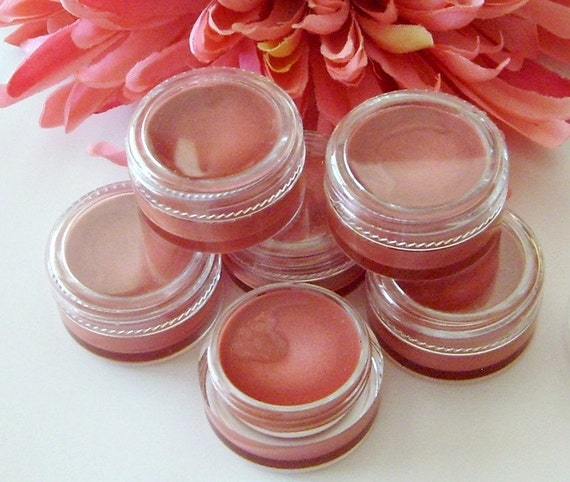 Mineral Lip Gloss-Coral Crush