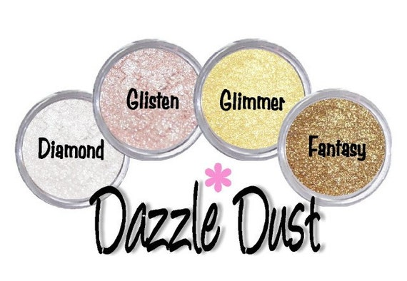 Dazzle Dust Collection-All 4 colors