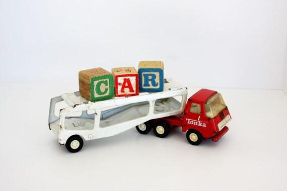 S Tonka Car Carrier