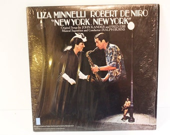 Vintage 1977 New York New York Double Album