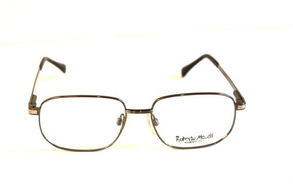 Vintage Roberto Mocali Mens Eyeglass Frame Unused