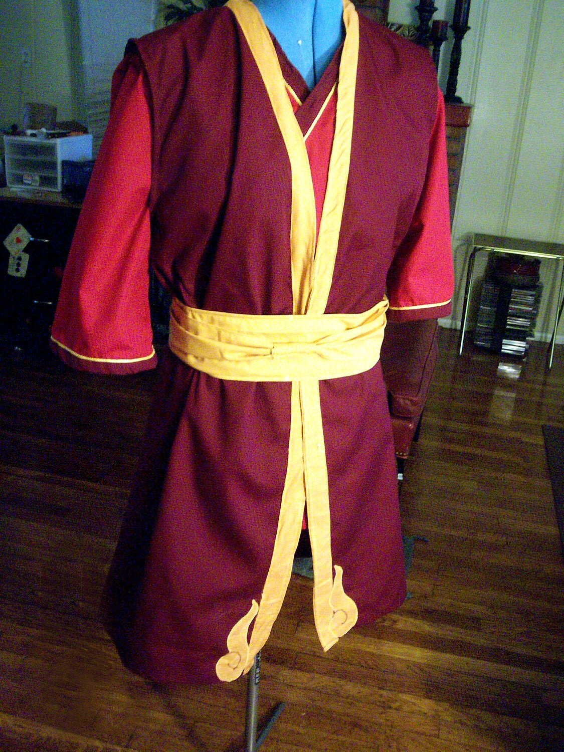 Prince Zuko Cosplay Costume Avatar The Last by cleighcreations: https://www.etsy.com/listing/91817744/prince-zuko-cosplay-costume...