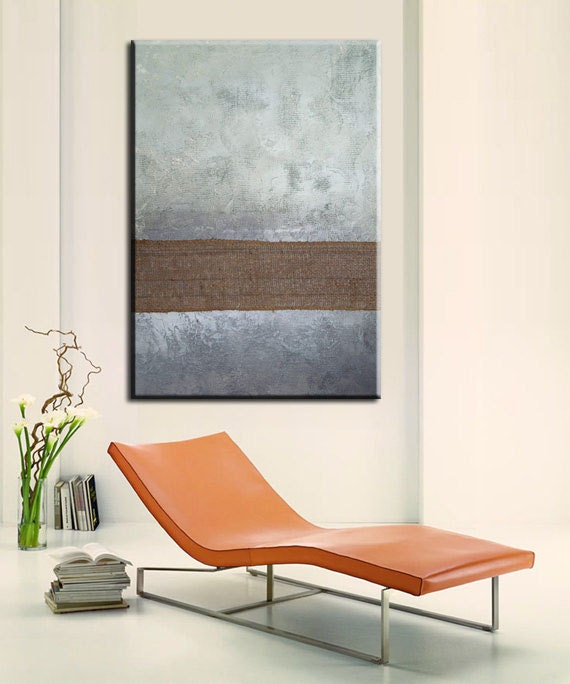 Textured Contemporary Abstract Painting