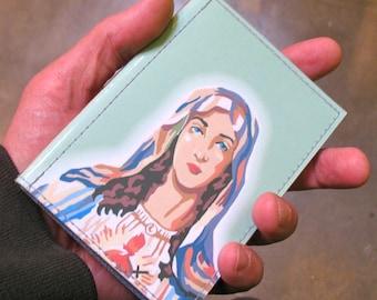 Minty Mary Passport Case