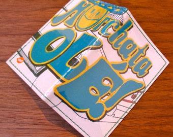 Horchata Ole Card Case