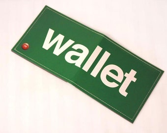 The Wallet - Green