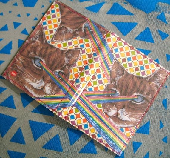Lasercats passport case