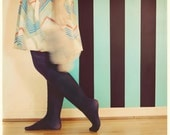 Half Empty Fine Art Photograph--Blue Pink Brown Portrait Lonely Girl Soft Feminine Skirt Wholesale