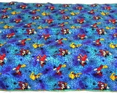 Mickey Mouse Halloween Toddler Blanket not a licensed product