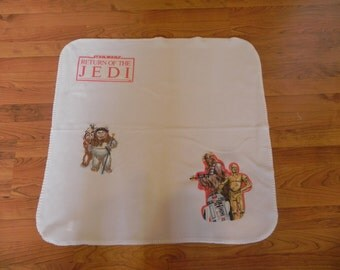 Star wars inspired Blanket not a licensed product