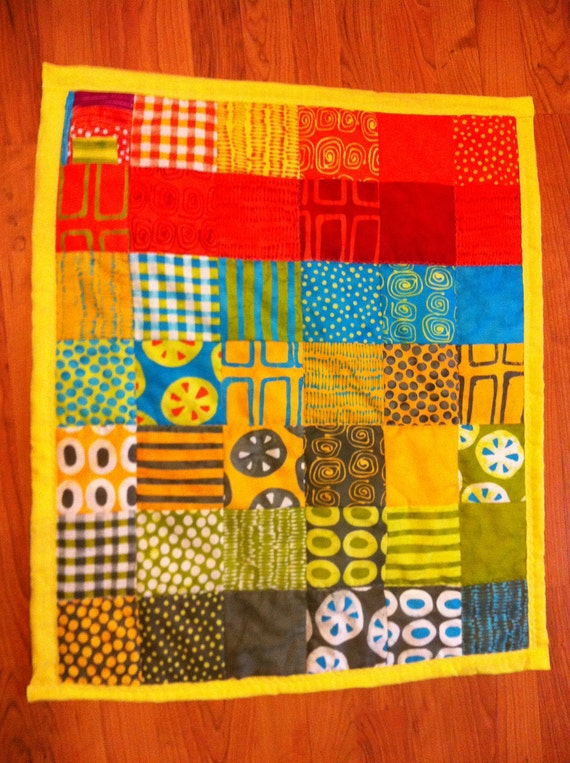 A Stich in Color Quilt