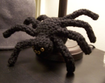Crocheted Spider Pattern