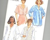 Butterick no. 3324, from 1994 --- sizes P-S-M --- UNCUT