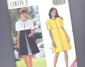 Butterick no. 5485, from 1991 --- sizes 6-8-10-12 --- UNCUT