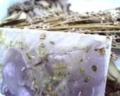 Lavender Rosemary Soap Handmade Herbal Soap Natural Spa Luxe Handmade on Etsy