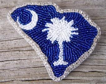 South Carolina State Pin or Pendant