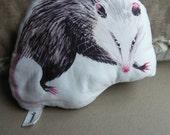 Opossum Decorative Pillow Stuffed Animal