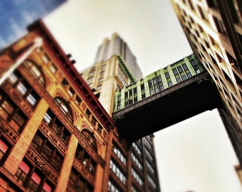 New York City Photography From The Catwalk By Jaybwilsonphoto