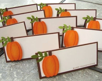 Thanksgiving Place Card Set
