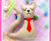 Yuchi - The Loyal Plush Kitty