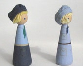Rare Girl Scout Scandinavian swaps from the 1970s