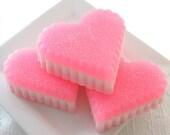 Shea Butter Soap Raspberry Sorbet