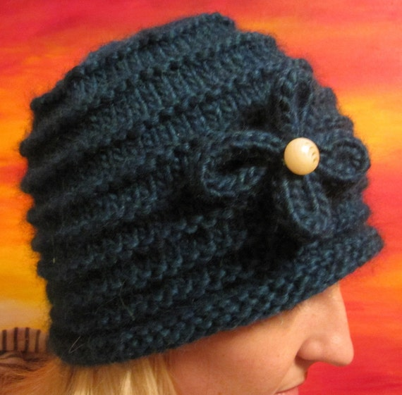 Knitting Pattern: Mirasol Sulka Bulky Hat