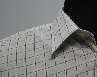 Elliette Jones Vintage Plaid Shirt