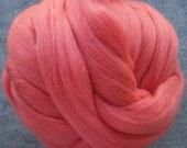 Begonia Merino Wool Roving -8oz