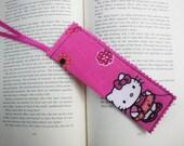 Pink Hello Kitty Bookmark