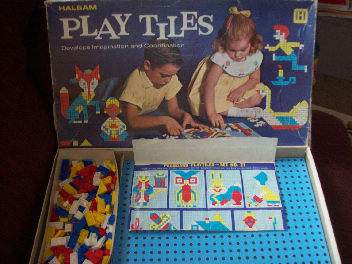 play tiles from halsam