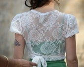 Lace Top - Last  one""""""