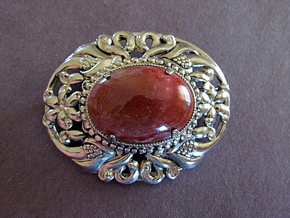 Vintage Southwestern Style Brooch **On Sale**