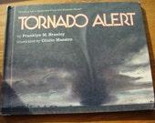 Vintage Children's Book Tornado Alert