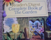 vintage Reader's Digest Complete Book Of The Garden
