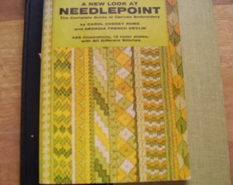 A New Look At Needlepoint