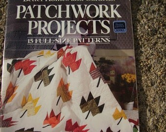 Vintage Better Homes And Gardens Patchwork Projects Booklet