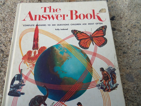 Vintage The Answer Book