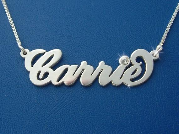 Carrie Style Name Necklace With Swarovski Birthstone Double. Buy Gold Anklet. Promise Rings Diamond. Charm Bracelets. 2mm Diamond. Iris Rings. Dark Engagement Rings. Delicate Gold Bracelet. Multi Color Stud Earrings