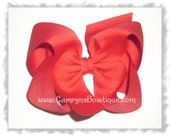 SALE Today Only 10 Large Twisted Boutique Bows Hairbows FREE SHIPPING