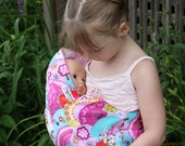 Doll Sling Toy Pouch Sling Baby Doll Carrier - Happy Hills- FAST SHIPPING